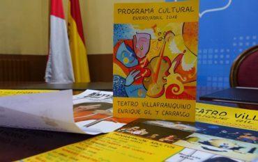 Villafranca estrena este viernes programación teatral con la obra de títeres 'Los tres cerditos'