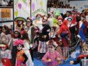 Desfile Infantil de Carnaval de Ponferrada completo, 20 grupos y 1.847 personas