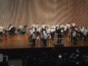 Concierto de la Banda de Enseñanzas Elementales en la Semana Cultural del Conservatorio