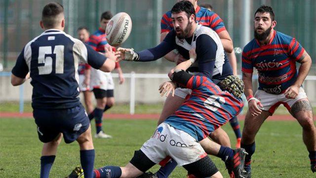 Bierzo Rugby despide la liga en el Colomán con una derrota ante La Calzada 17-59