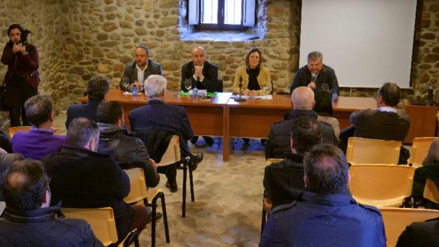 La Junta presenta los próximos 3 encuentros pertenecientes a Bierzo Hub sobre ecología, innovación y viticultura
