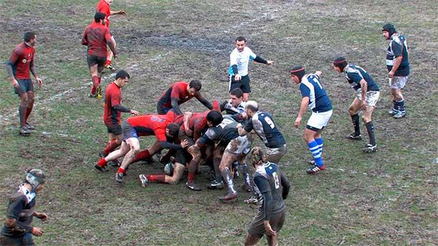 Bierzo Rugby - Santaigo