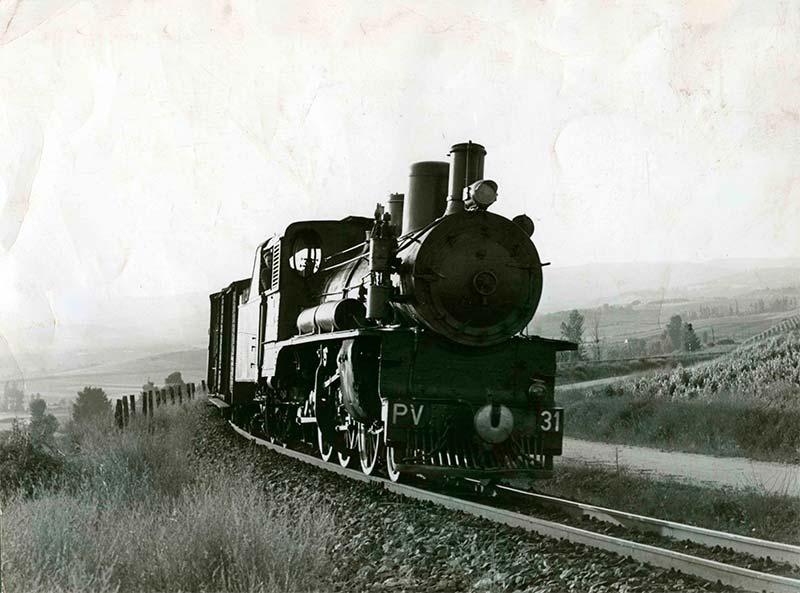 locomotora 31 Ponfeblino