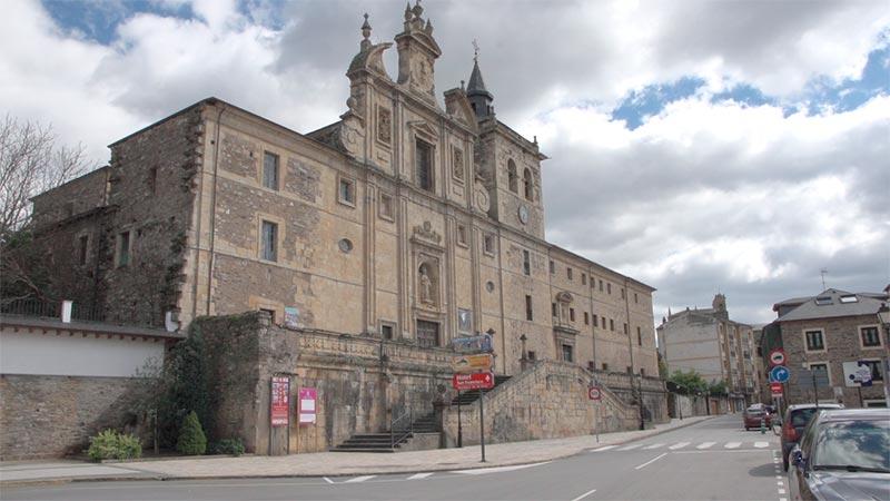 Padres Paúles de Villafranca del Bierzo