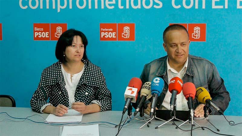 Ángela Marqués y Gerardo Álvarez Courel