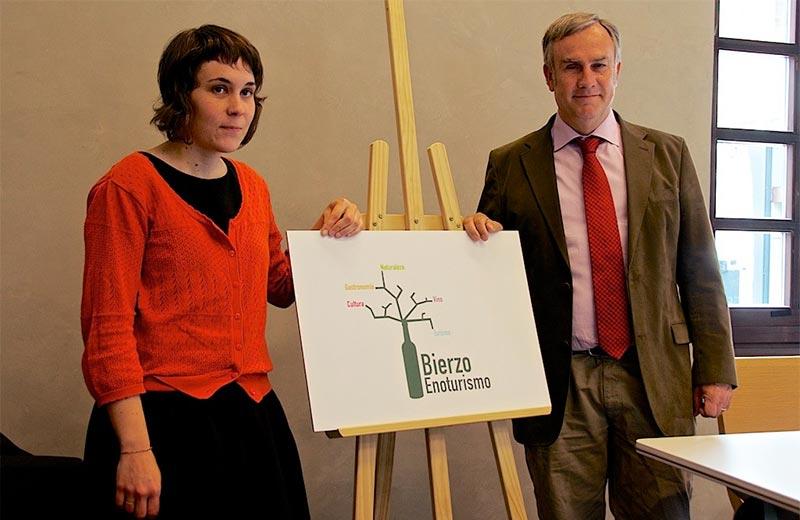 Logo Enoturismo Bierzo