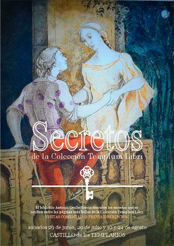 Secretos Templum Libri