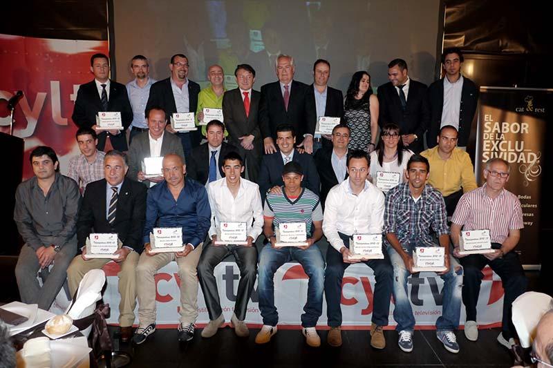 Premiados Teledeportivos 2012-2013
