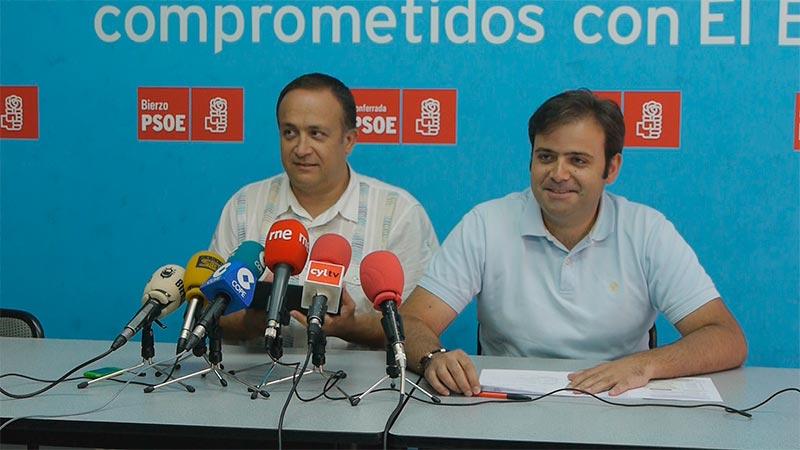 Tino Rodríguez y Gerardo Courel