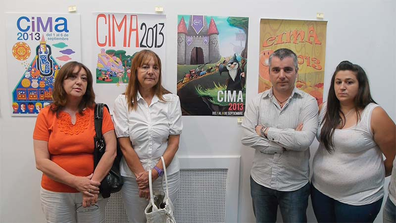 Concurso Carteles CIMA 2013