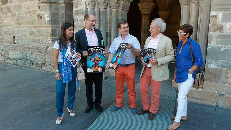 IV Festival de Tïteres Reino de León