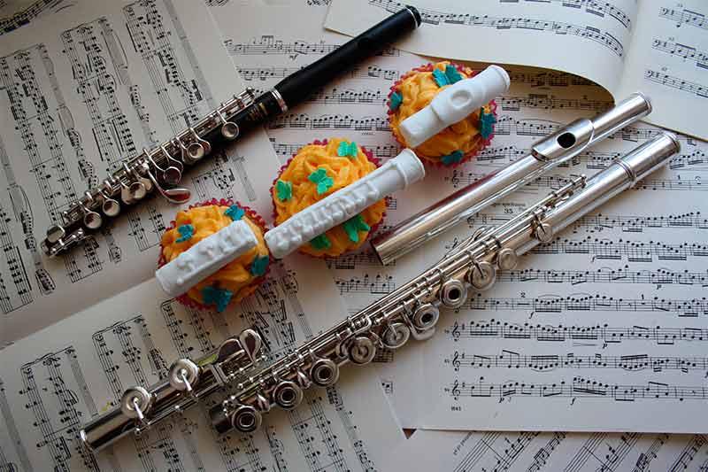Grupo de flautas Corteza Encina