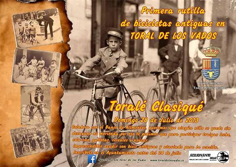 Ruta bici clásica de Toral