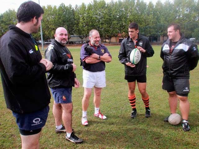 II Clinic Bierzo Rugby