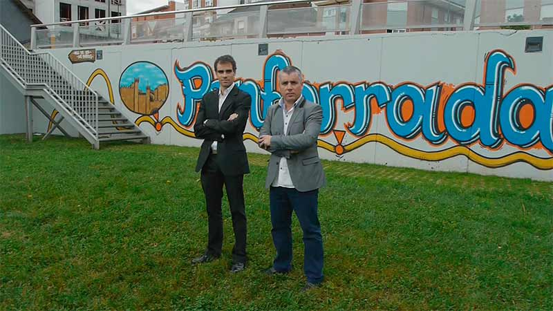 Limpieza de grafitis en Ponferrada