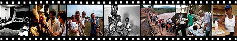 40 años de acción humanitaria