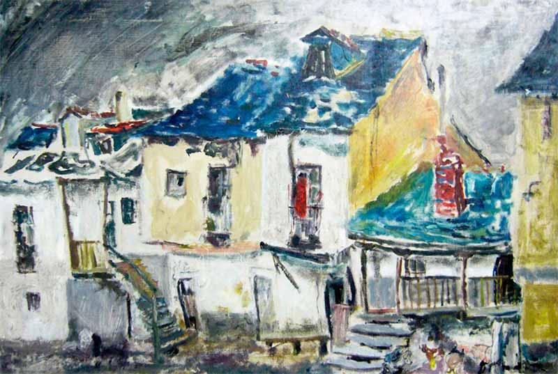 Casas de la Fuente-Amable Arias