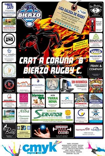 Bierzo Rugby - Crat A Coruña