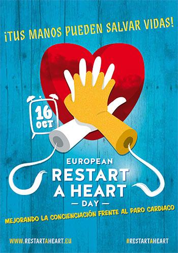 Día concienciación del paro cardíaco