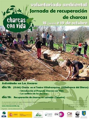 Jornada de Recuperación de Charcas
