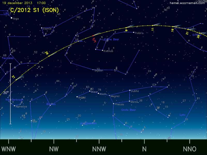 Cometa C 2012