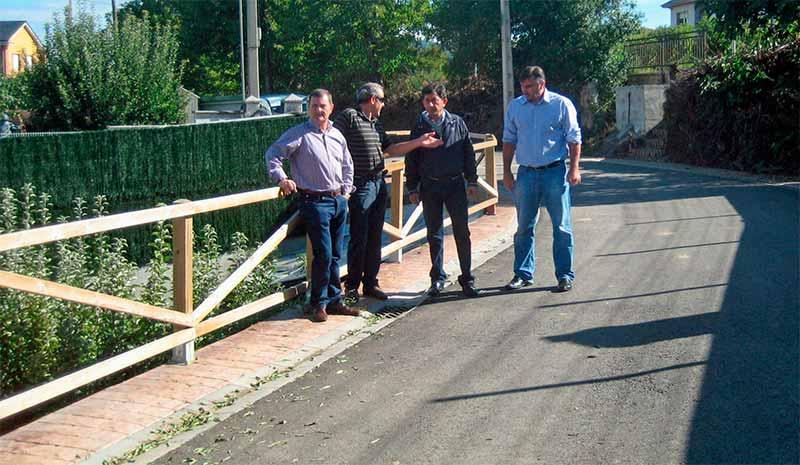 Renovación calle Priaranza