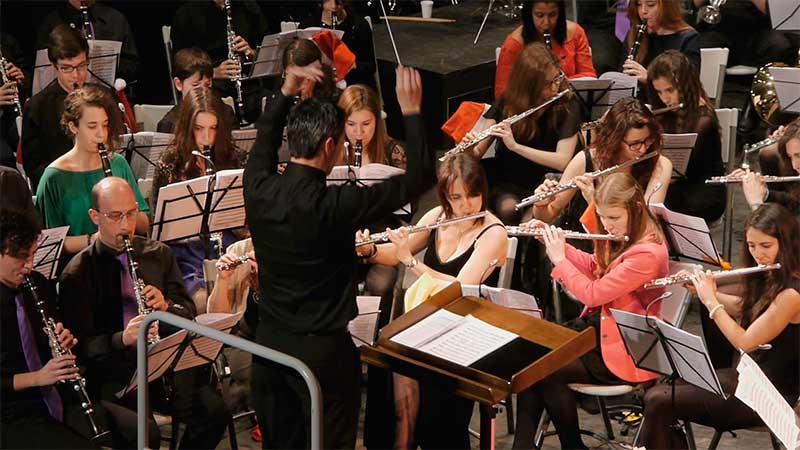 Concierto de Navidad Banda de Música Ciudad de Ponferrada