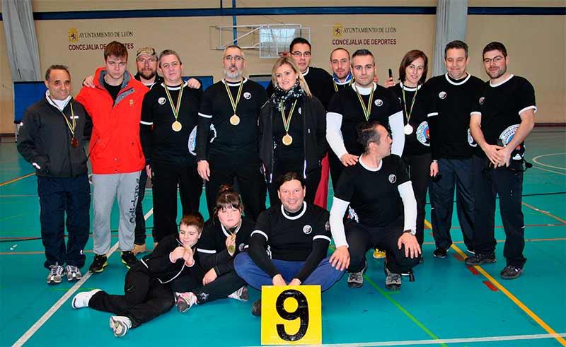 Campeonato provincial de Tiro con Arco