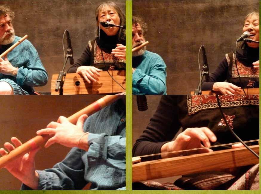 Concierto música sagrada de la India