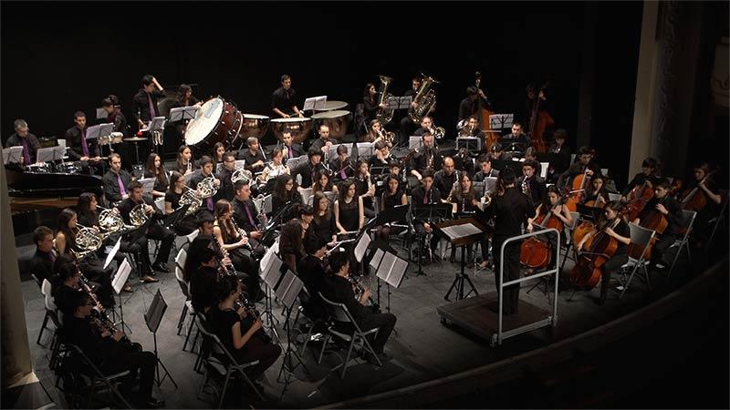 Concierto Semana Santa Banda de Música CIudad de Ponferrada
