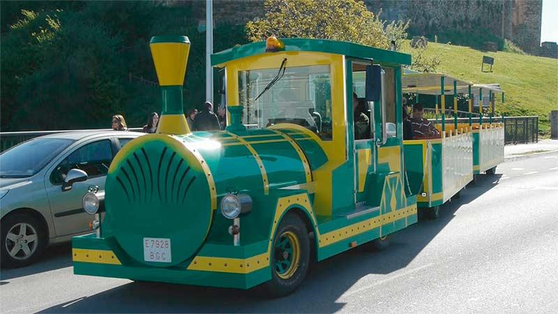 Tren turístico Semana Santa
