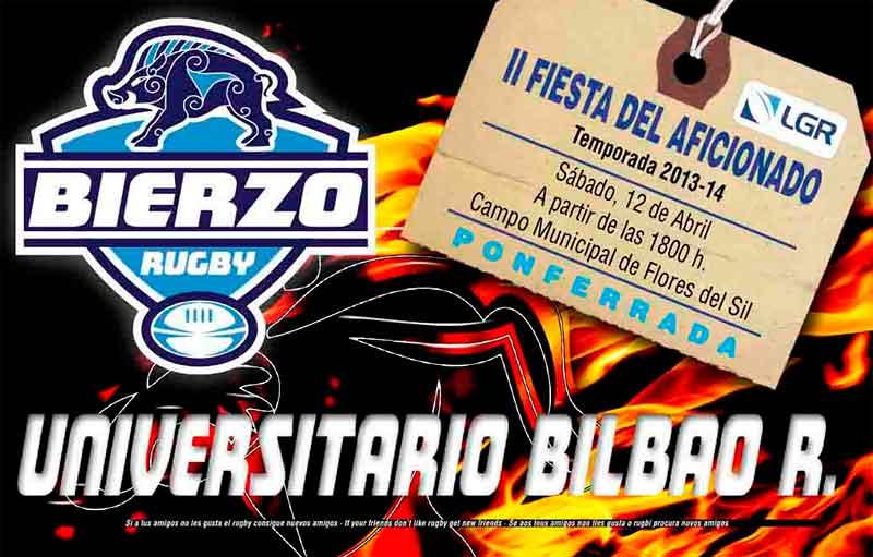 Bierzo Rugby-Univesitario Bilbao