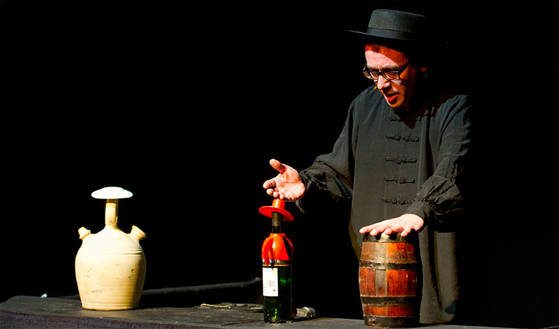 La Chana Teatro: Gaudeamus