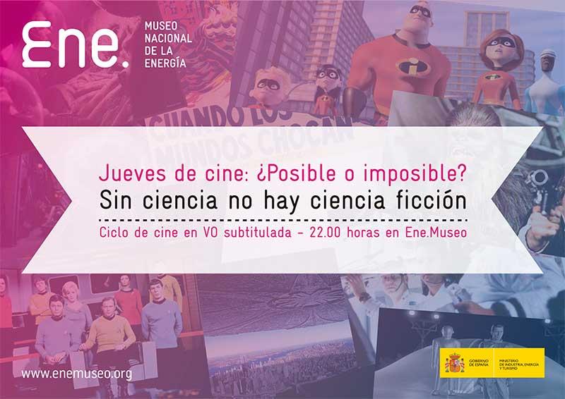 Jueves de Cine en Ene.Museo