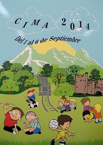 Cartel ganador Cima 2014 - Belén Fernández