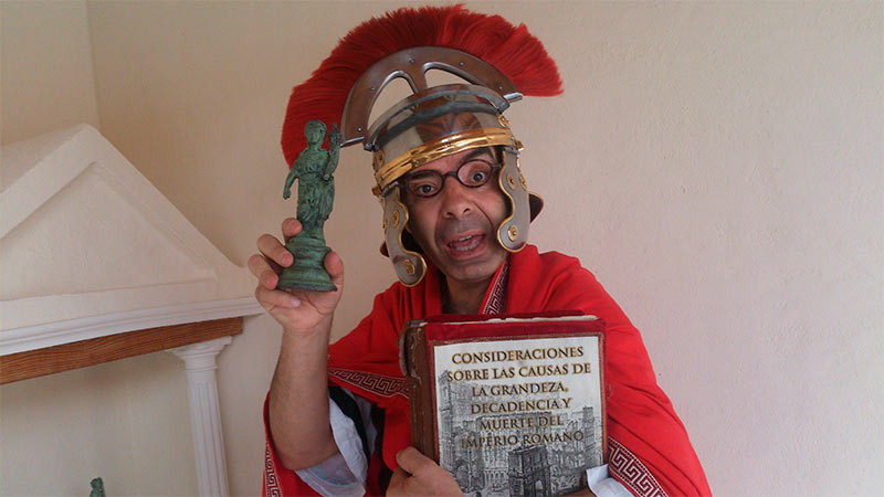 Fabularia Teatro - El Romano