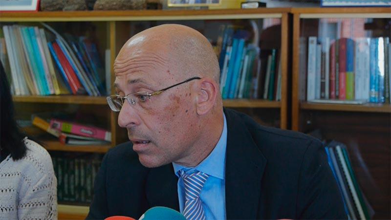 Fernando Sánchez Pascuala, Director General de Política Educativa Escolar