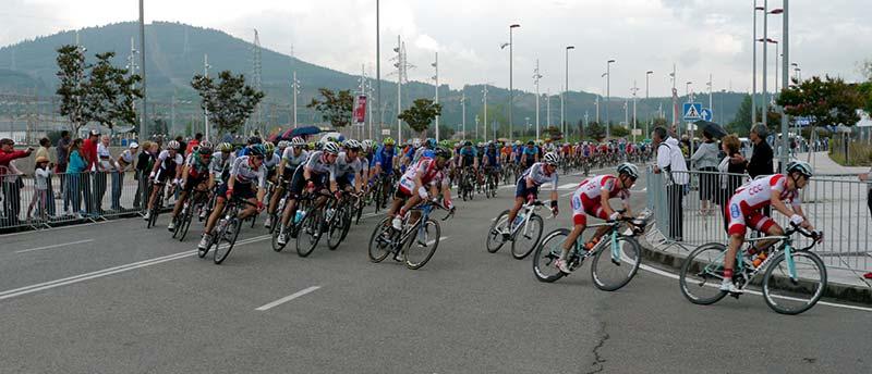 Mundial de Ciclismo en Carretera 2014 - Ponferrada. Foto: Raúl C.