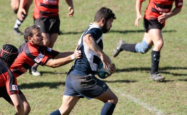 Fendetestas vs Bierzo Rugby