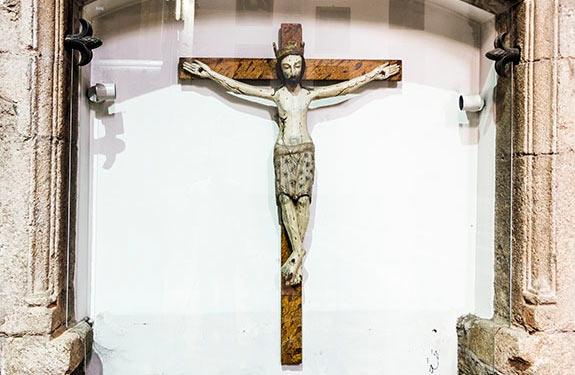 Cristo de la Fortaleza