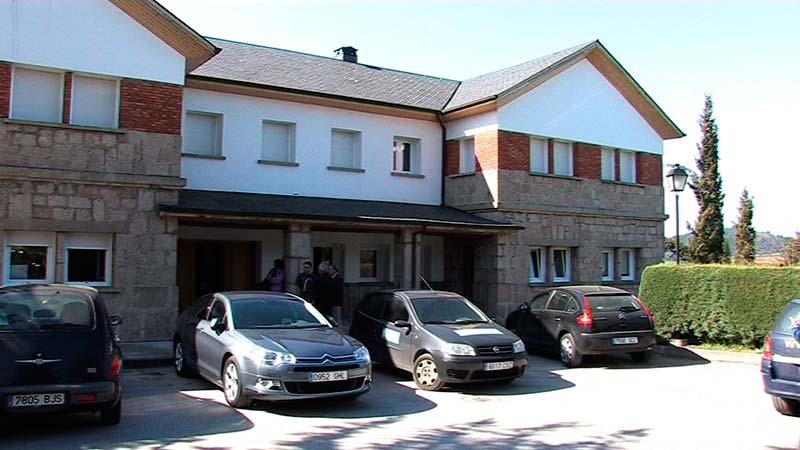 Sede de la Confederación Hidrográfica del Miño-Sil en el Pantano de Bárcena. Foto: Bierzotv