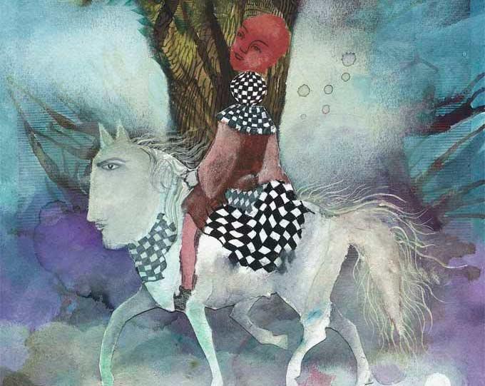 El Señor de Bembibre - Ilustración de Juan Carlos Mestre.