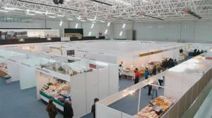 XVI Feria Agroalimentaria Villa de Bembibre en el Bembibre Arena