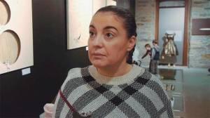 Silvia Blanco, Directora del Museo MARCA de Cacabelos. Foto Bierzotv.