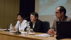 Inaguración de las I Jornadas de Historia Local y Patrimonio. Foto Bierzotv.