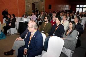 XLII Congreso de la Sociedad Castellano Leonesa de Medicina Intensiva en el Castillo de los Templarios de Ponferrada. Foto Bierzotv.