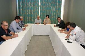 Reunión de la Junta Local del PP de Ponferrada. Foto Bierzotv