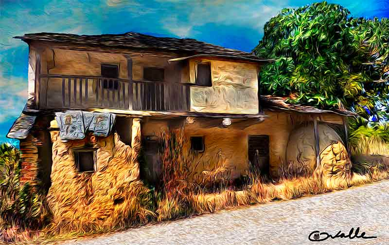 El Bierzo, un hechizo de color - Manuel Ovalle