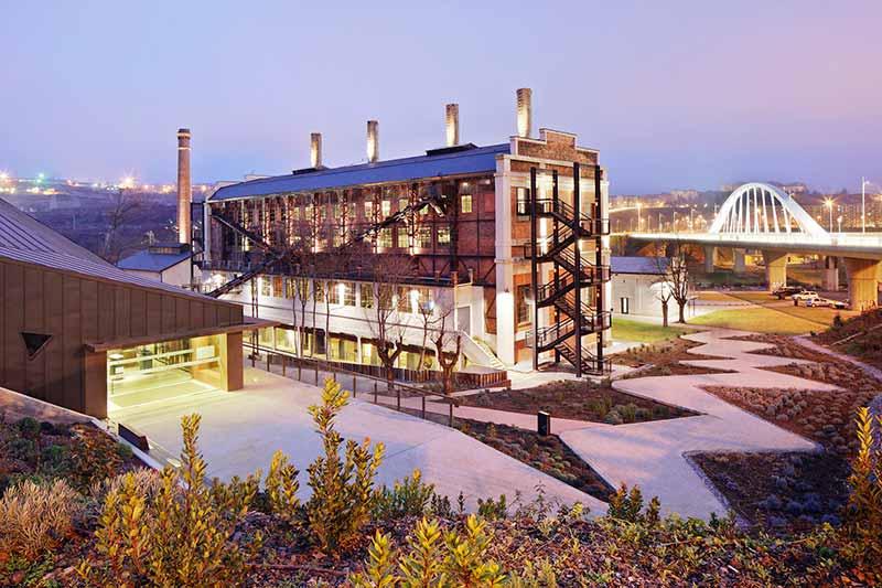 Museo de la Energía - La fábrica de luz. Foto: Museo de la Energía