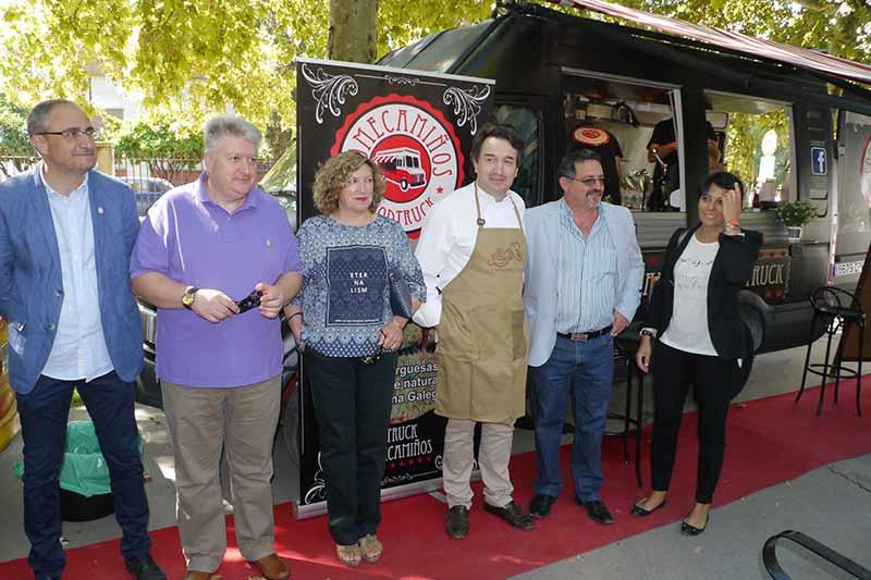 I Food Truck Street Festival Ponferrada. Foto: Raúl C.